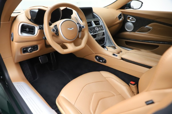 New 2020 Aston Martin DBS Superleggera Coupe for sale Sold at Maserati of Greenwich in Greenwich CT 06830 13