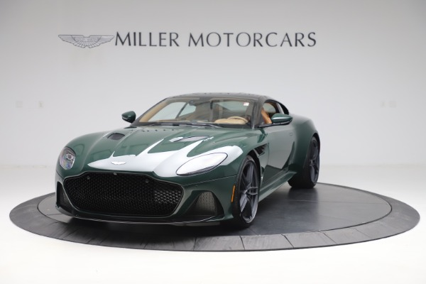 New 2020 Aston Martin DBS Superleggera Coupe for sale Sold at Maserati of Greenwich in Greenwich CT 06830 2