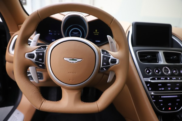 New 2020 Aston Martin DBS Superleggera Coupe for sale Sold at Maserati of Greenwich in Greenwich CT 06830 22