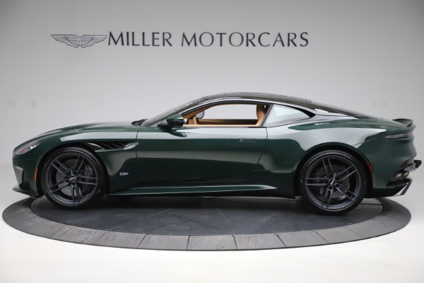 New 2020 Aston Martin DBS Superleggera Coupe for sale Sold at Maserati of Greenwich in Greenwich CT 06830 3