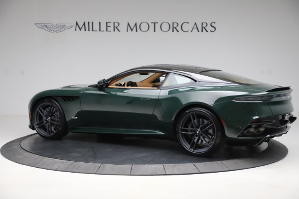 New 2020 Aston Martin DBS Superleggera Coupe for sale Sold at Maserati of Greenwich in Greenwich CT 06830 4
