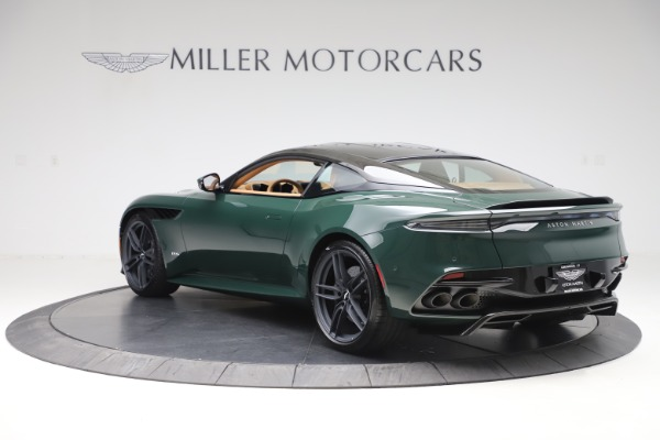 New 2020 Aston Martin DBS Superleggera Coupe for sale Sold at Maserati of Greenwich in Greenwich CT 06830 5