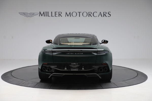 New 2020 Aston Martin DBS Superleggera Coupe for sale Sold at Maserati of Greenwich in Greenwich CT 06830 6