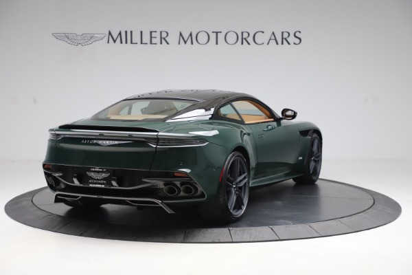 New 2020 Aston Martin DBS Superleggera Coupe for sale Sold at Maserati of Greenwich in Greenwich CT 06830 7