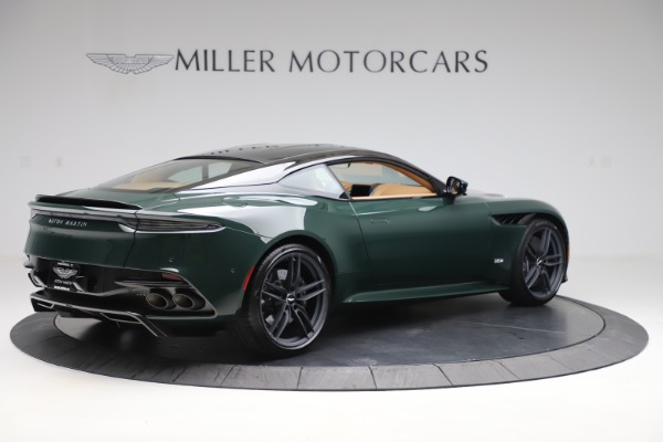 New 2020 Aston Martin DBS Superleggera Coupe for sale Sold at Maserati of Greenwich in Greenwich CT 06830 8