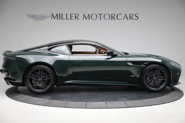 New 2020 Aston Martin DBS Superleggera Coupe for sale Sold at Maserati of Greenwich in Greenwich CT 06830 9