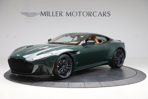 New 2020 Aston Martin DBS Superleggera Coupe for sale Sold at Maserati of Greenwich in Greenwich CT 06830 1
