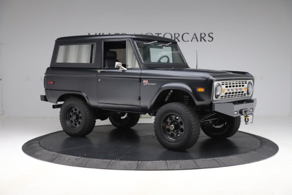 Used 1972 Ford Bronco Icon for sale Sold at Maserati of Greenwich in Greenwich CT 06830 10