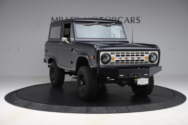 Used 1972 Ford Bronco Icon for sale Sold at Maserati of Greenwich in Greenwich CT 06830 11