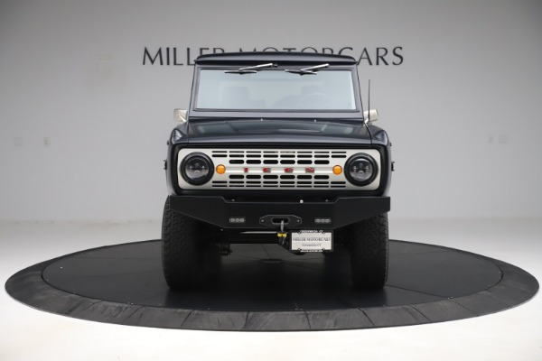 Used 1972 Ford Bronco Icon for sale Sold at Maserati of Greenwich in Greenwich CT 06830 12