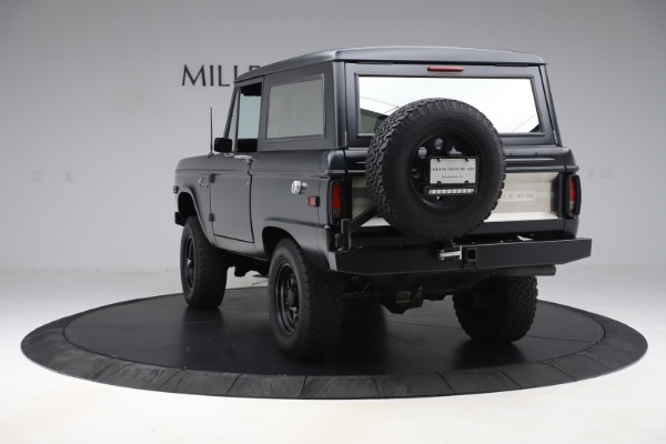 Used 1972 Ford Bronco Icon for sale Sold at Maserati of Greenwich in Greenwich CT 06830 5