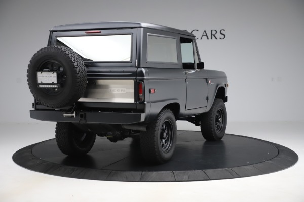 Used 1972 Ford Bronco Icon for sale Sold at Maserati of Greenwich in Greenwich CT 06830 7