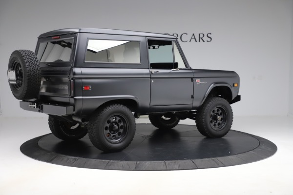 Used 1972 Ford Bronco Icon for sale Sold at Maserati of Greenwich in Greenwich CT 06830 8