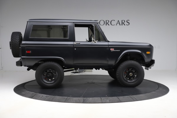 Used 1972 Ford Bronco Icon for sale Sold at Maserati of Greenwich in Greenwich CT 06830 9