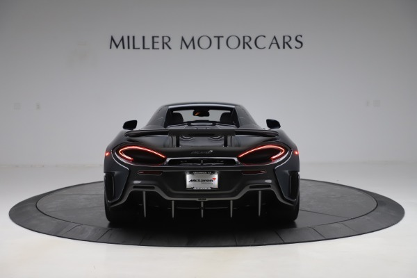 Used 2020 McLaren 600LT SPIDER Convertible for sale $249,900 at Maserati of Greenwich in Greenwich CT 06830 17