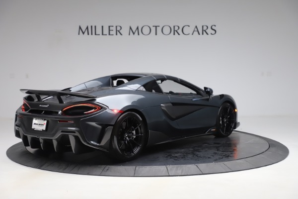 Used 2020 McLaren 600LT SPIDER Convertible for sale $249,900 at Maserati of Greenwich in Greenwich CT 06830 18