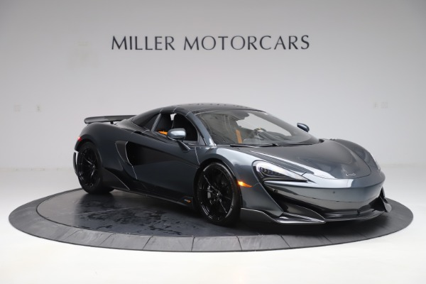 Used 2020 McLaren 600LT SPIDER Convertible for sale $249,900 at Maserati of Greenwich in Greenwich CT 06830 20