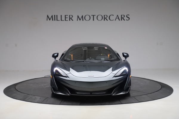 Used 2020 McLaren 600LT SPIDER Convertible for sale $249,900 at Maserati of Greenwich in Greenwich CT 06830 21