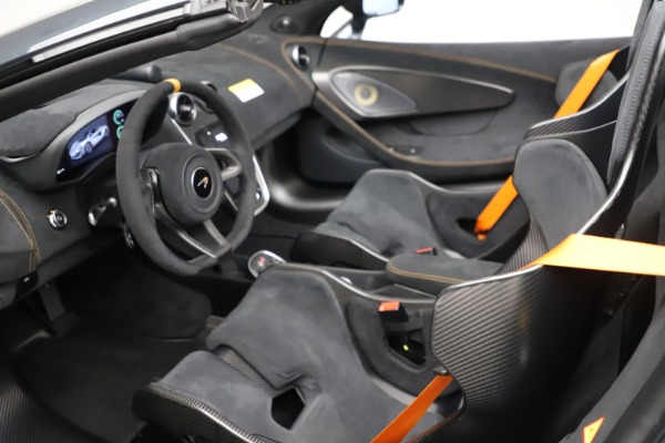 New 2020 McLaren 600LT SPIDER Convertible for sale Sold at Maserati of Greenwich in Greenwich CT 06830 22