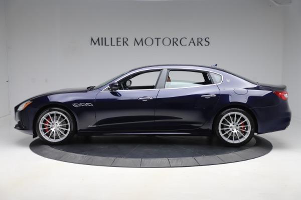 Used 2017 Maserati Quattroporte S Q4 GranLusso for sale Sold at Maserati of Greenwich in Greenwich CT 06830 3