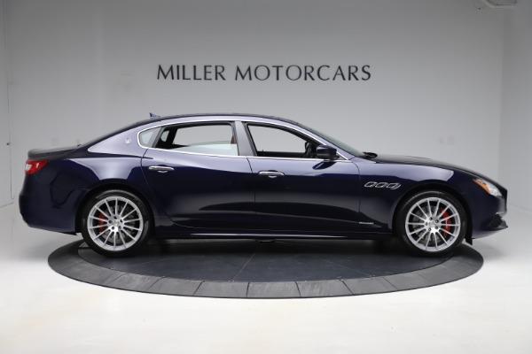Used 2017 Maserati Quattroporte S Q4 GranLusso for sale Sold at Maserati of Greenwich in Greenwich CT 06830 9