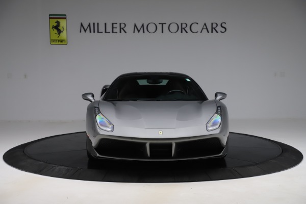 Used 2016 Ferrari 488 GTB for sale Sold at Maserati of Greenwich in Greenwich CT 06830 12