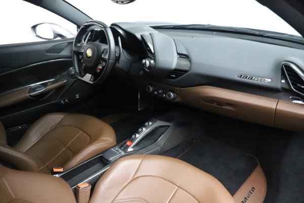 Used 2016 Ferrari 488 GTB for sale Sold at Maserati of Greenwich in Greenwich CT 06830 17