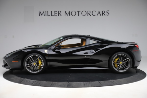 Used 2017 Ferrari 488 GTB for sale $240,900 at Maserati of Greenwich in Greenwich CT 06830 3