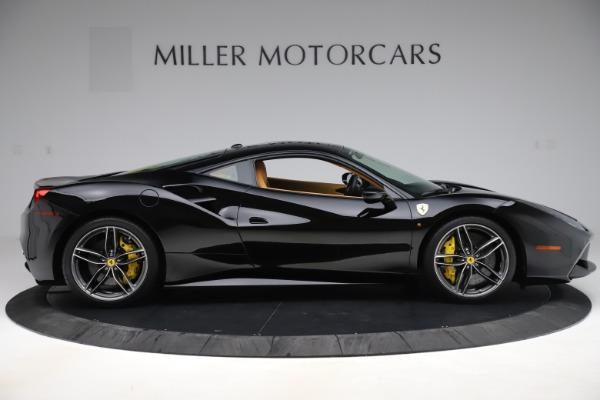 Used 2017 Ferrari 488 GTB for sale $240,900 at Maserati of Greenwich in Greenwich CT 06830 9