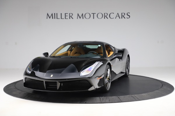 Used 2017 Ferrari 488 GTB for sale $240,900 at Maserati of Greenwich in Greenwich CT 06830 1