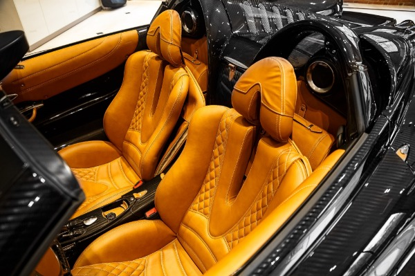 Used 2017 Pagani Huayra Roadster Roadster for sale Call for price at Maserati of Greenwich in Greenwich CT 06830 10