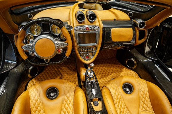 Used 2017 Pagani Huayra Roadster Roadster for sale Call for price at Maserati of Greenwich in Greenwich CT 06830 12