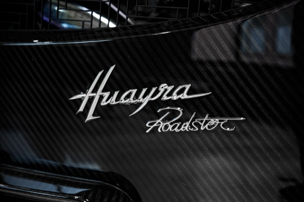 Used 2017 Pagani Huayra Roadster Roadster for sale Call for price at Maserati of Greenwich in Greenwich CT 06830 17