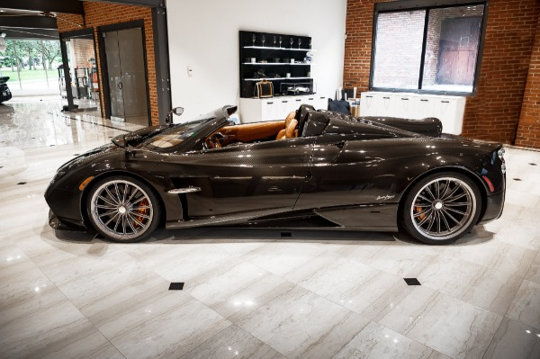 Used 2017 Pagani Huayra Roadster Roadster for sale Call for price at Maserati of Greenwich in Greenwich CT 06830 2