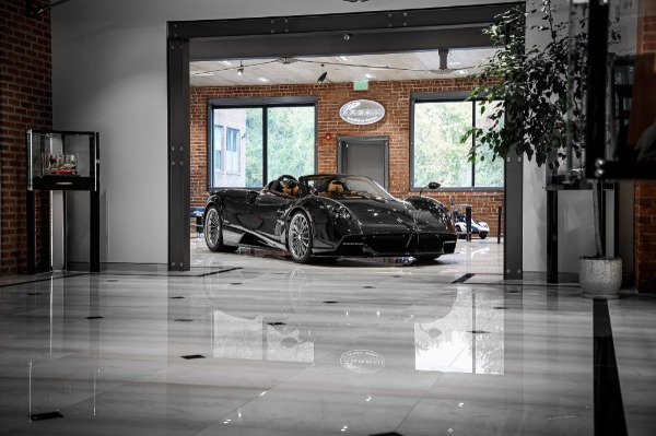 Used 2017 Pagani Huayra Roadster Roadster for sale Call for price at Maserati of Greenwich in Greenwich CT 06830 4