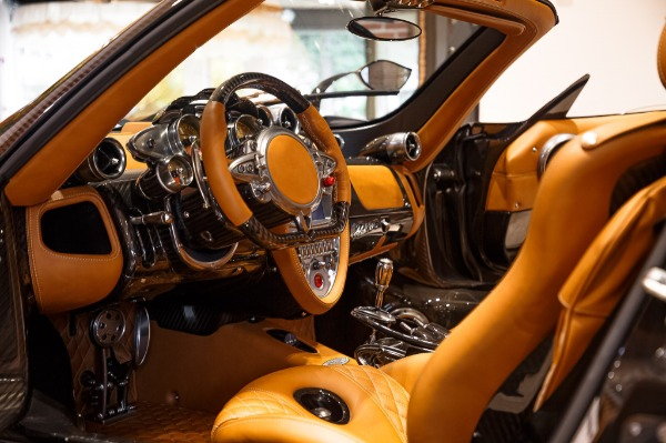 Used 2017 Pagani Huayra Roadster Roadster for sale Call for price at Maserati of Greenwich in Greenwich CT 06830 9