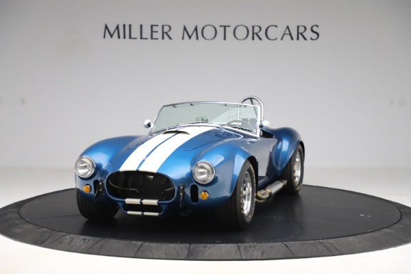 Used 1965 Ford Cobra CSX for sale Sold at Maserati of Greenwich in Greenwich CT 06830 1