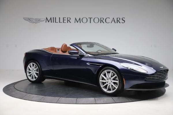 New 2020 Aston Martin DB11 Volante Convertible for sale $242,036 at Maserati of Greenwich in Greenwich CT 06830 10