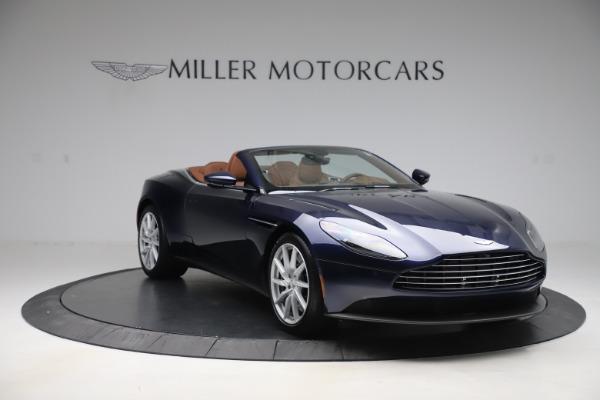New 2020 Aston Martin DB11 Volante Convertible for sale $242,036 at Maserati of Greenwich in Greenwich CT 06830 11