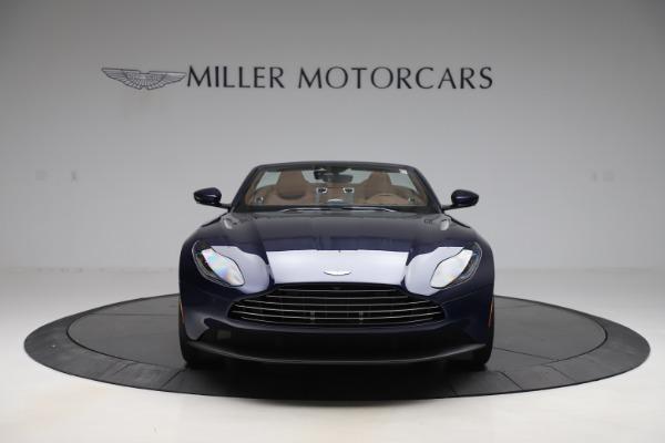 New 2020 Aston Martin DB11 Volante Convertible for sale $242,036 at Maserati of Greenwich in Greenwich CT 06830 12