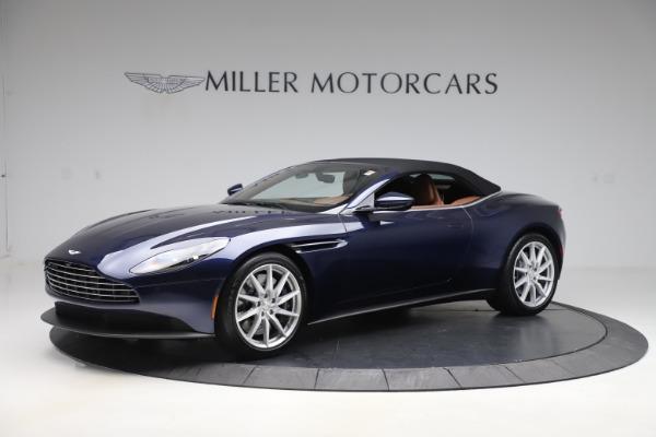 New 2020 Aston Martin DB11 Volante Convertible for sale $242,036 at Maserati of Greenwich in Greenwich CT 06830 13