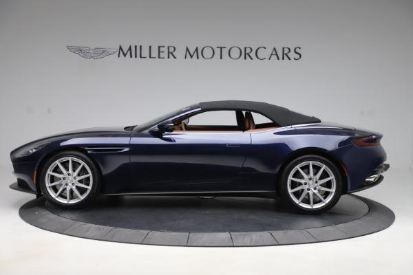 New 2020 Aston Martin DB11 Volante Convertible for sale $242,036 at Maserati of Greenwich in Greenwich CT 06830 14