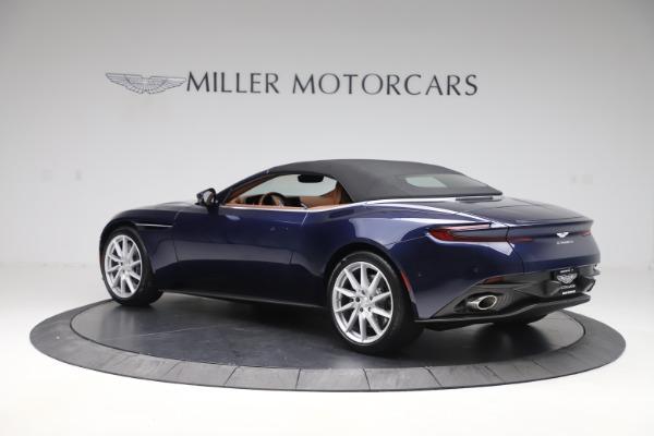 New 2020 Aston Martin DB11 Volante Convertible for sale $242,036 at Maserati of Greenwich in Greenwich CT 06830 15