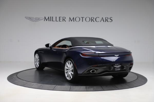 New 2020 Aston Martin DB11 Volante Convertible for sale $242,036 at Maserati of Greenwich in Greenwich CT 06830 16