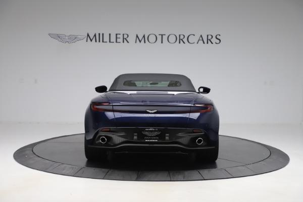 New 2020 Aston Martin DB11 Volante Convertible for sale $242,036 at Maserati of Greenwich in Greenwich CT 06830 17
