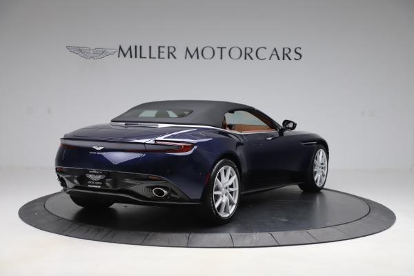 New 2020 Aston Martin DB11 Volante Convertible for sale $242,036 at Maserati of Greenwich in Greenwich CT 06830 18
