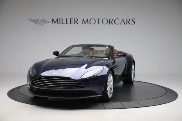 New 2020 Aston Martin DB11 Volante Convertible for sale $242,036 at Maserati of Greenwich in Greenwich CT 06830 2