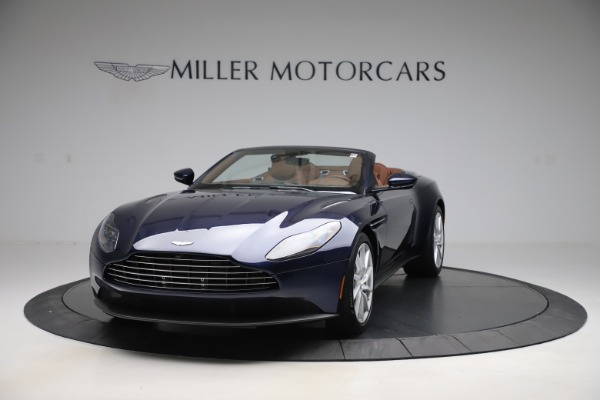 New 2020 Aston Martin DB11 Volante Convertible for sale Sold at Maserati of Greenwich in Greenwich CT 06830 2