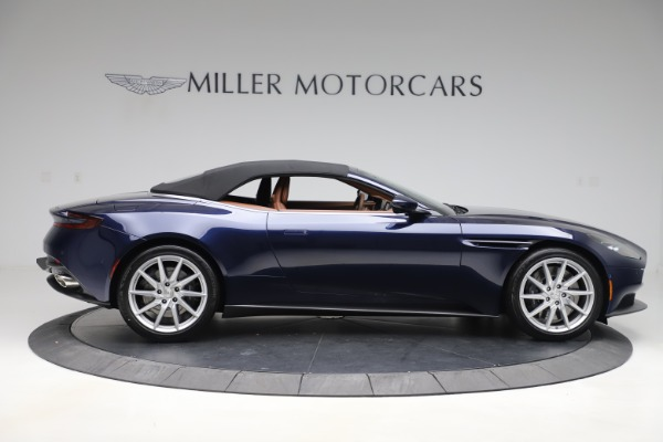 New 2020 Aston Martin DB11 Volante Convertible for sale $242,036 at Maserati of Greenwich in Greenwich CT 06830 20