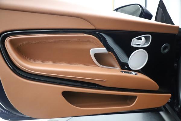 New 2020 Aston Martin DB11 Volante Convertible for sale $242,036 at Maserati of Greenwich in Greenwich CT 06830 26